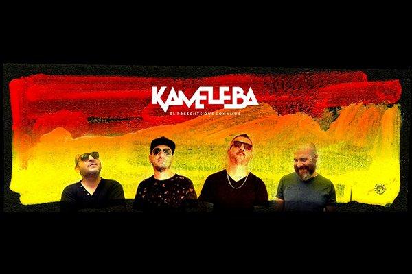 """Kameleba vuelve a rugir con """"El presente que soñamos"""""""