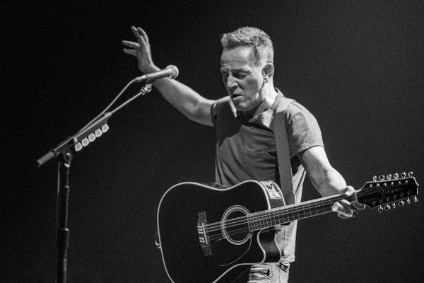 """Bruce Springsteen publicó """"I'll Stand by You"""", una canción compuesta originalmente para Harry Potter"""