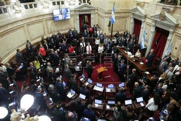El Senado aprobó el proyecto de ley de cupo femenino en los festivales