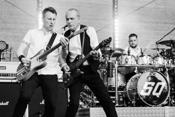 """Status Quo publicará en septiembre un nuevo álbum de estudio, """"Backbone"""""""