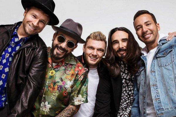 Los Backstreet Boys actuarán en la Argentina en 2020