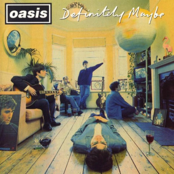 "Cumple 25 años ""Definitely Maybe"", el álbum debut de Oasis"