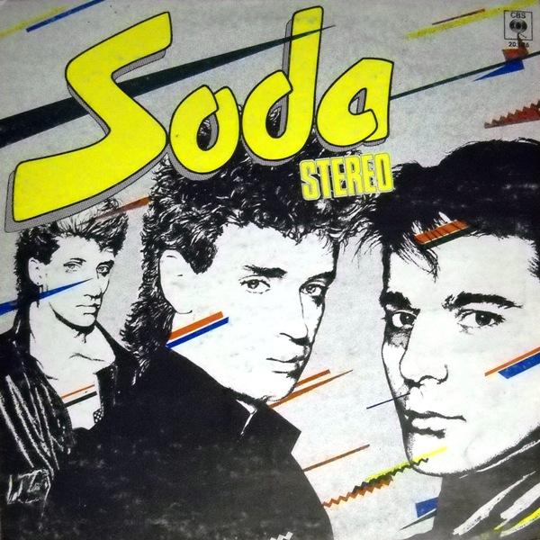 Cumple 35 años el disco debut de Soda Stereo