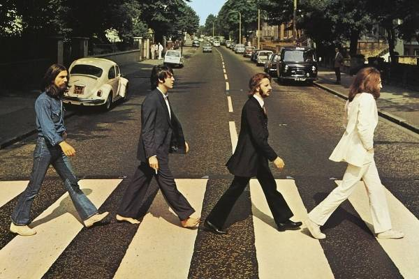 Publican una poderosa nueva mezcla de «Come Together» de The Beatles