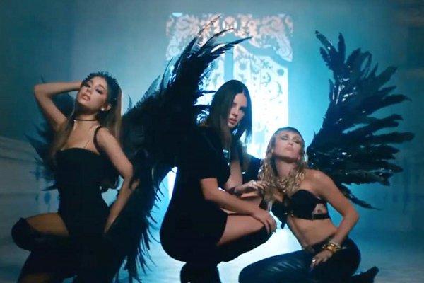 """Lana Del Rey, Ariana Grande y Miley Cyrus ponen música a """"Los Ángeles de Charlie"""""""