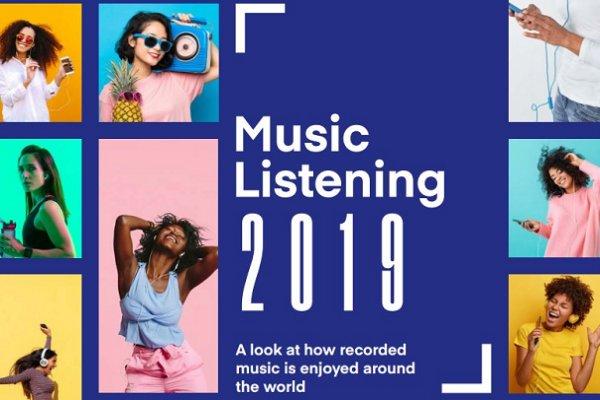 Los argentinos escuchan 23 horas de música por semana, cinco más que la media mundial