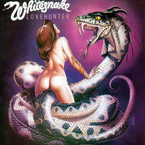 "Cumple 40 años ""Lovehunter"", el disco de Whitesnake que irritó a la prensa musical"