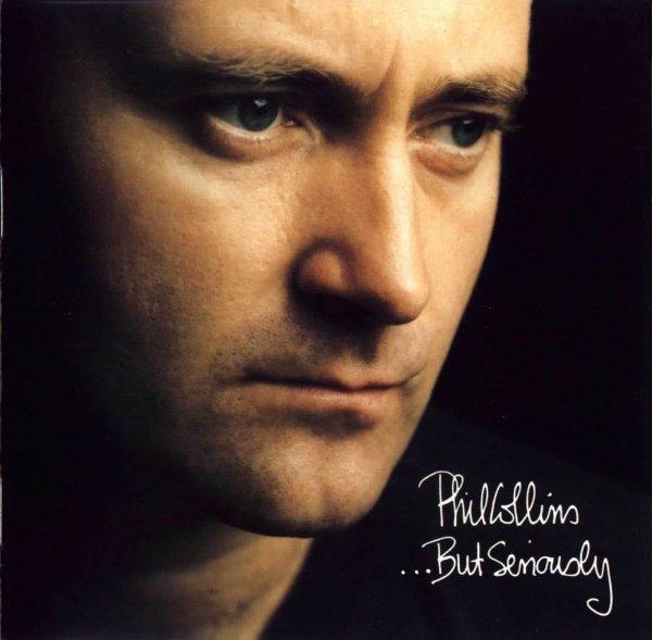 """Cumple 30 años """"…But Seriously"""", el álbum más maduro de Phil Collins"""