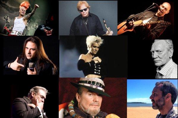 Las figuras de la música que perdimos en 2019