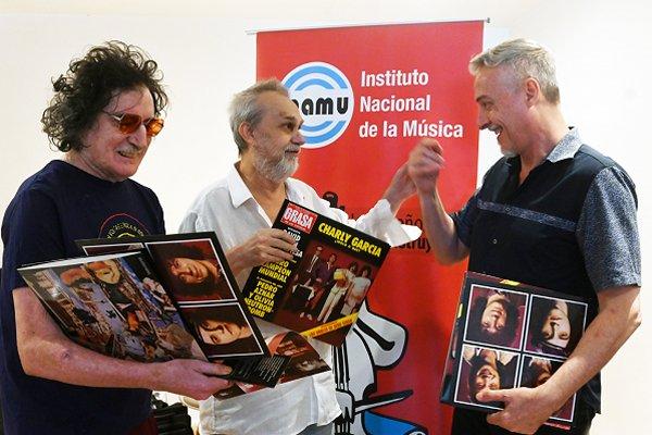 """Publican una edición especial por el 40° aniversario de """"La grasa de las capitales"""" de Serú Girán"""