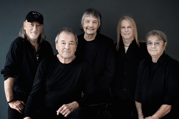 "Deep Purple estrenó el single «Man Alive"", un segundo adelanto de ""Whoosh!"""