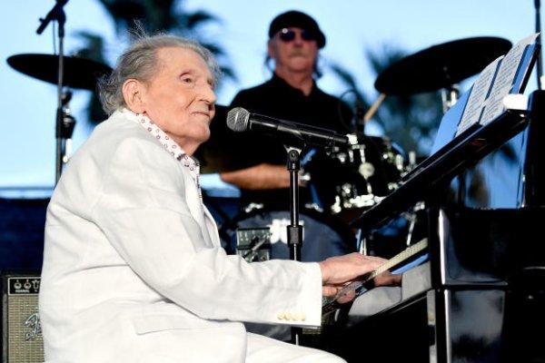 A pesar de haber sufrido un derrame cerebral, Jerry Lee Lewis prepara un nuevo álbum