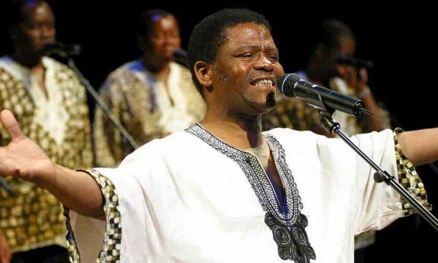 Murió Joseph Shabalala, creador del grupo sudafricano Ladysmith Black Mambazo