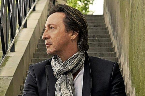Julian Lennon recibe el Premio de la Paz de la UNESCO