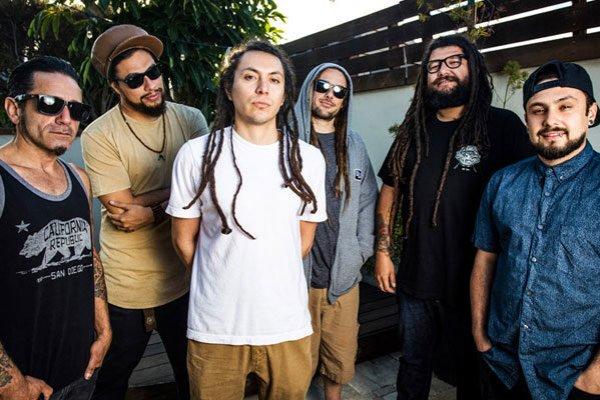 La banda estadounidense de reggae Tribal Seeds llega por primera vez a la Argentina
