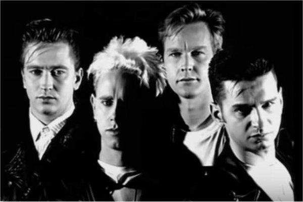 """Hace 30 años, """"Violator"""" convertía una broma de Depeche Mode en profecía"""