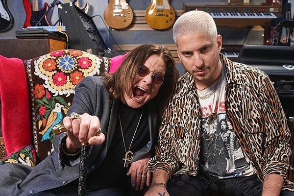 Andrew Watt, productor de Ozzy Osbourne, fue diagnosticado con coronavirus
