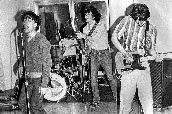 Hace 40 años, R.E.M. concretaba su primera actuación en vivo