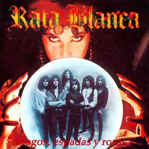 """Cumple 30 años el histórico álbum de Rata Blanca """"Magos, Espadas y Rosas"""""""