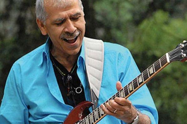 Falleció Jorge Santana, fundador de Malo y hermano de Carlos