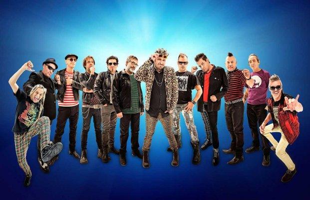 Los Auténticos Decadentes presentan el videoclip de «World Rude Connection», junto a la Tokyo Ska Paradise Orchestra