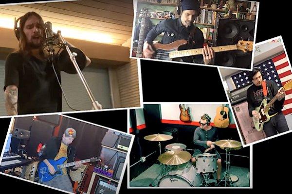 Miembros de Gogol Bordello, My Chemical Romance y The Darkness versionan a Ramones con fines benéficos