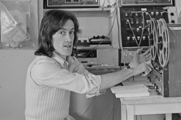 Falleció el compositor, productor y músico Rupert Hine