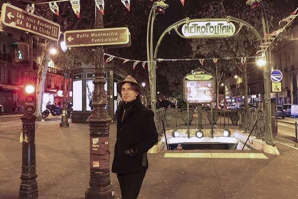 Fernando Samalea reedita en Spotify sus discos «Alvear», «Primicia» y «A todas partes»