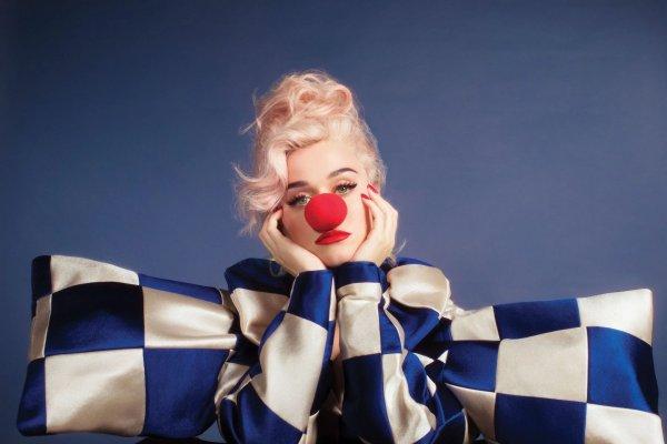 Katy Perry publica su álbum «Smile» y comparte el videoclip de «Cry About It Later»