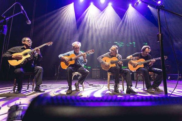 La Vela Puerca presenta la versión en vivo de «De No Olvidar»