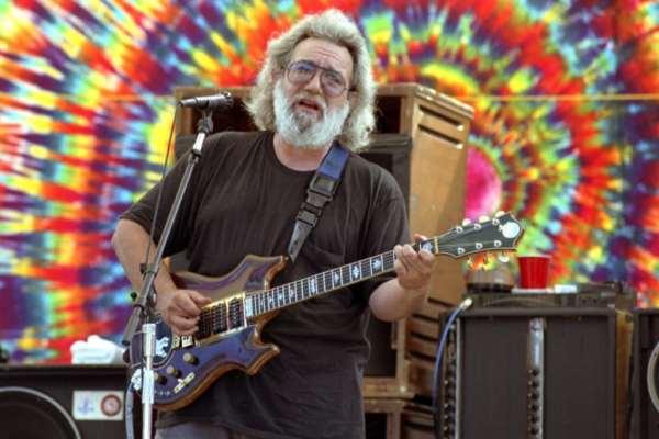 Hace 25 años moría Jerry García, líder de Grateful Dead y símbolo de la contracultura hippie