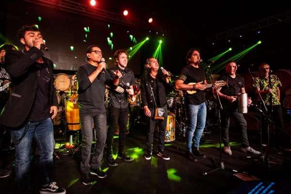 """Los Auténticos Decadentes presentan una nueva versión de """"El Gran Señor"""" con Los Nocheros"""