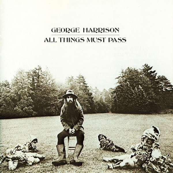 Cumple 50 años «All Things Must Pass», el disco triple con el que George Harrison reivindicó su talento