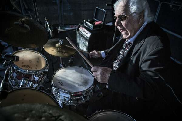 Falleció a los 85 años W.S. «Fluke» Holland, baterista de Johnny Cash y Carl Perkins