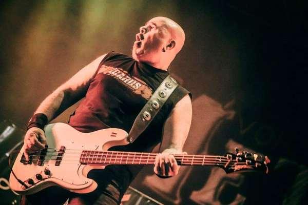 Falleció Gustavo Shaffo Pastor, cantante y bajista de Vorax