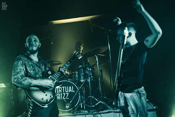 Tras dos adelantos, la banda Virtual Frizz presenta su álbum «Sabalaje»