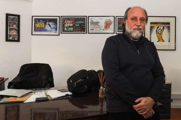 Grinbank: «No negamos los derechos de los creadores, solo pedimos un tope en los gravámenes»