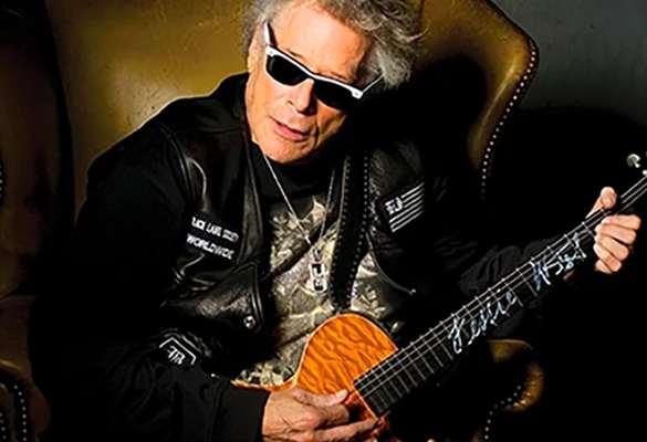Falleció a los 75 años Leslie West, guitarrista de Mountain