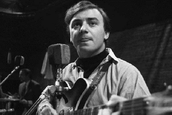 Murió el legendario músico británico Gerry Marsden, líder de Gerry & The Pacemakers