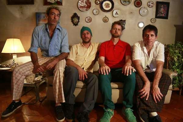 «Estamos de vuelta en ruta y con toda la energía», dijo Pablo Romero, cantante de Árbol