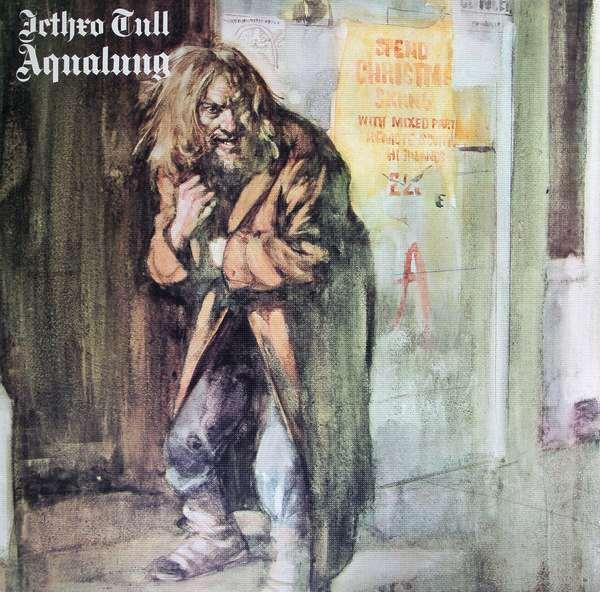 Cumple 50 años «Aqualung» de Jethro Tull, disco clave del rock progresivo