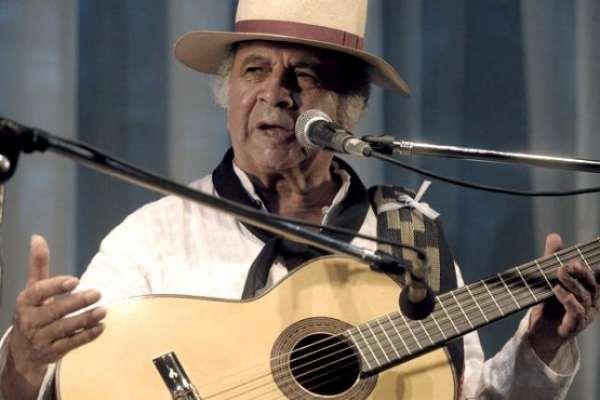 Murió a los 82 años Omar Moreno Palacios, símbolo de la canción folclórica surera