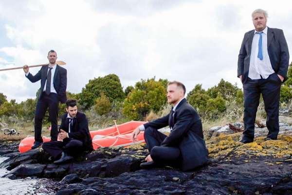 La banda fueguina Vozenoff presenta el single y videoclip «Acostumbrado»
