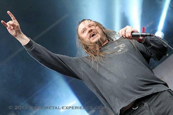 Víctima del cáncer murió LG Petrov, cantante de Entombed A.D.