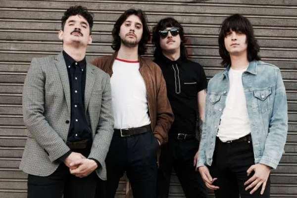 La banda pampeana Las Sombras presenta el single «Lo Que Guarden Tus Ojos»