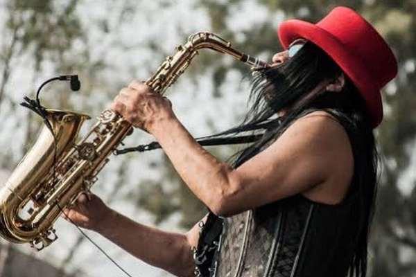 Murió Sax, integrante de la banda mexicana Maldita Vecindad