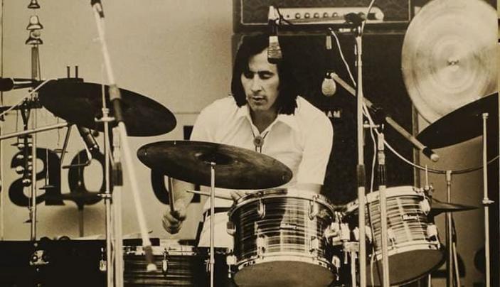 A los 69 años murió el baterista y maestro Horacio «Droopy» Gianello