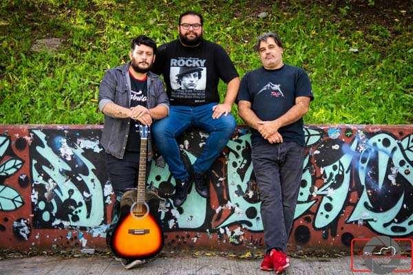 El trío Parvas lanza en plataformas digitales su álbum debut homónimo