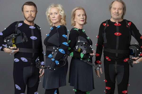 ABBA estrena «Just A Notion», «una canción ridículamente feliz»