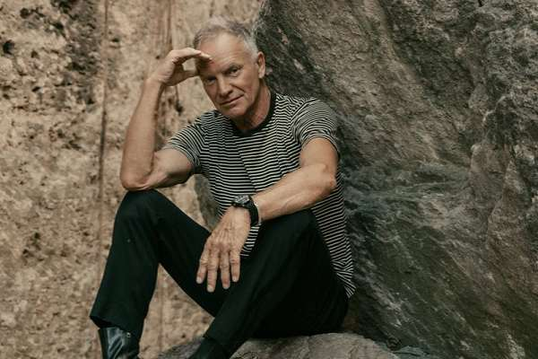 Sting anuncia el lanzamiento de su álbum «The Bridge» y adelanta el primer single